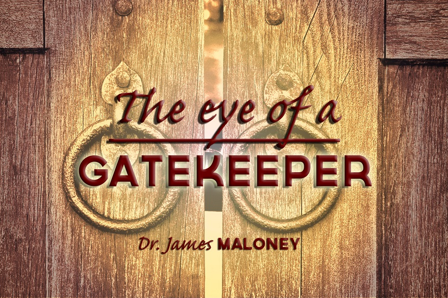 The Eye of a Gatekeeper (Gatekeeper Series, Part 2)