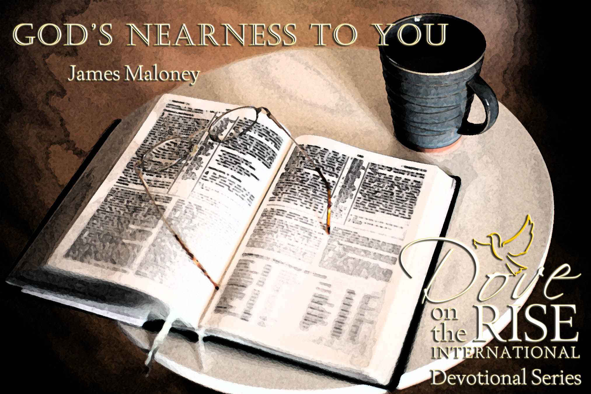 God's Nearness to You (DotR Devotional Series)