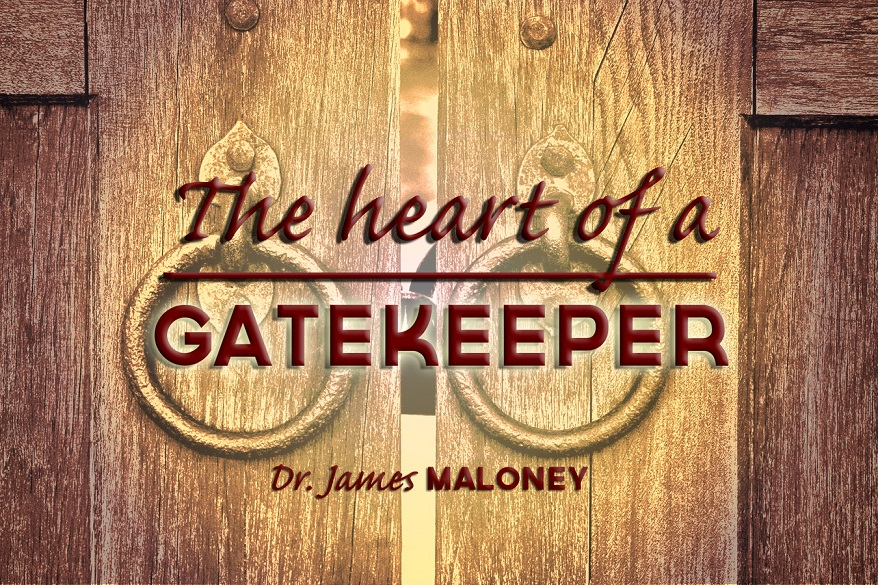 The Heart of a Gatekeeper (Gatekeeper Series, Part 1)