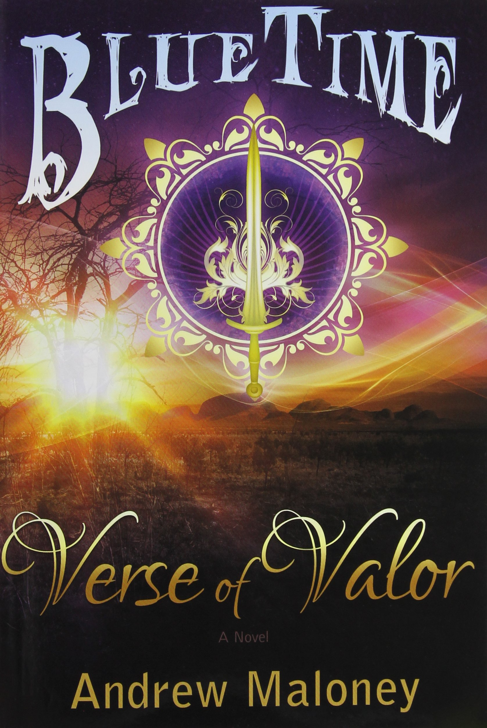 Verse of Valor (Blue Time #2)